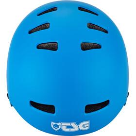 TSG Evolution Solid Color Casco, azul
